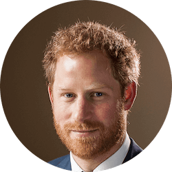 Prince Harry - The Duke of Sussex